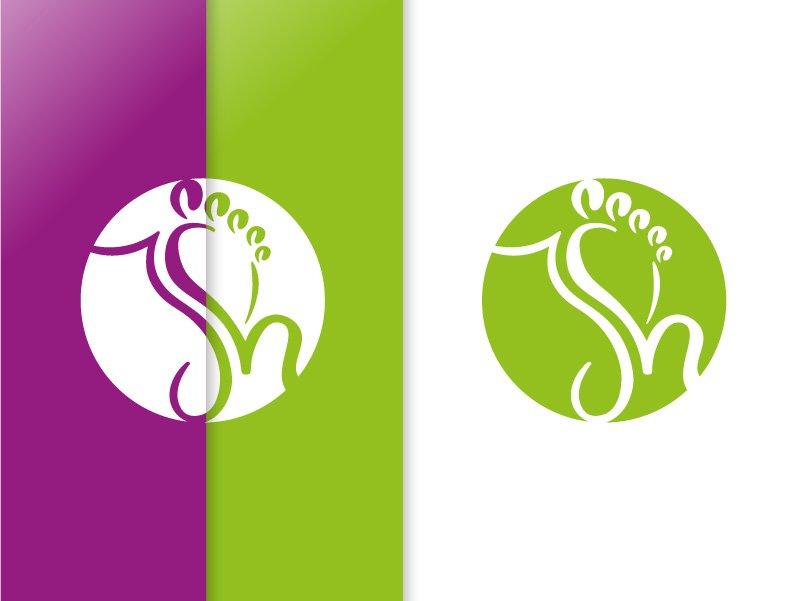 Logo Judith Herberger Corporate Identity
