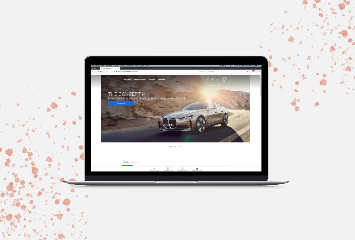 Design Pizza Visual Content Creation