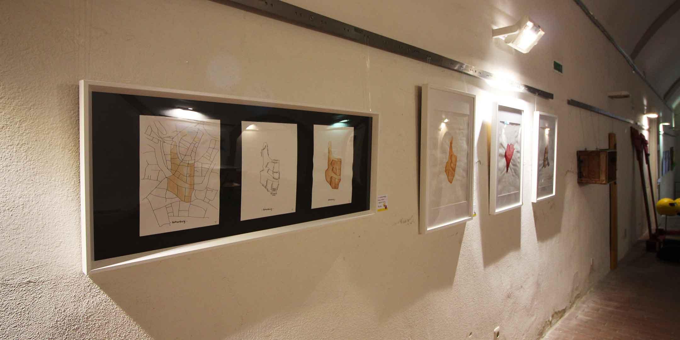 Ausstellung Emoji Rothenburg