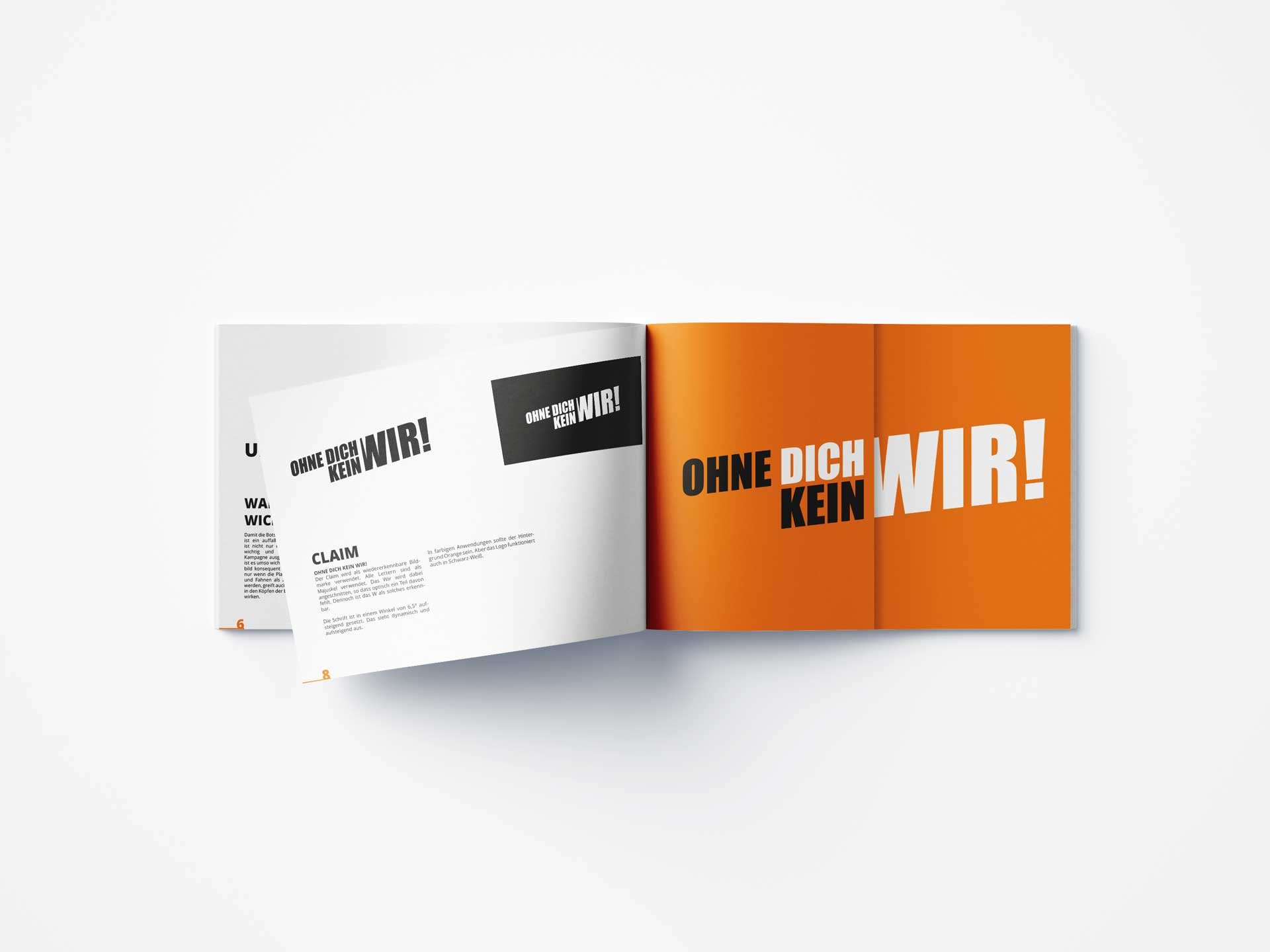 WBB Corporate Design Kampagne