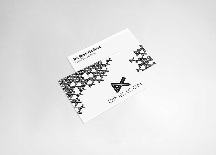 Dimexcon Visitenkarten