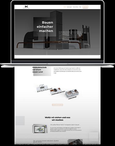 Dimexcon Website
