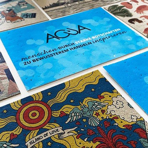 Branding Acua Bottles